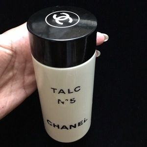 Authentic Chanel No.5 perfum powder (TALC)